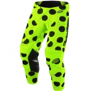 Troy Lee Designs GP Air Pants - Polka Dot Yellow Black