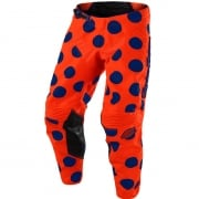 Troy Lee Designs GP Air Pants - Polka Dot Navy Orange