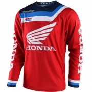 Troy Lee Designs GP Air Jersey - Prisma Honda Red