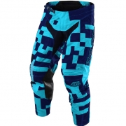 Troy Lee Designs GP Air Pants - Maze Turquoise Navy