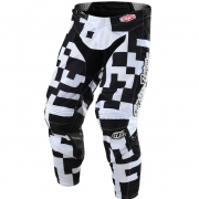 Troy Lee Designs Kids GP Air Pants - Maze Black White