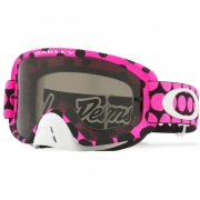 Oakley O Frame 2.0 Goggles - Troy Lee Designs Faded Dots Pink Grey