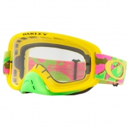 Oakley O Frame 2.0 Goggles - Thermo Camo Pink Yellow Green