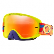 Oakley O Frame 2.0 Goggles - Thermo Camo Blue Orange Green