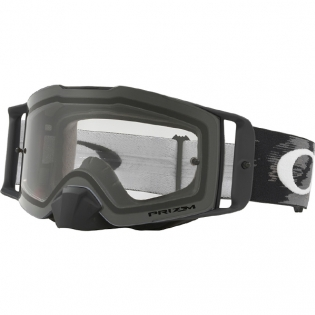 Oakley Front Line MX Goggles - Matte Black Speed Clear