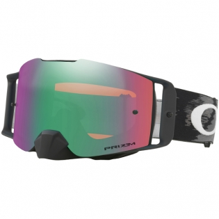 Oakley Front Line MX Goggles - Matte Black Speed Prizm Iridium