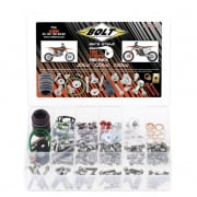 Bolt Pro Pack Bolt Kit KTM Euro Style SX/EXC 85-150 03-Current