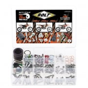 Bolt Pro Pack Bolt Kit KTM Euro Style SX/EXC 200-300 00-Current
