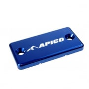 Apico Yamaha Front Brake Reservoir Cover - Blue