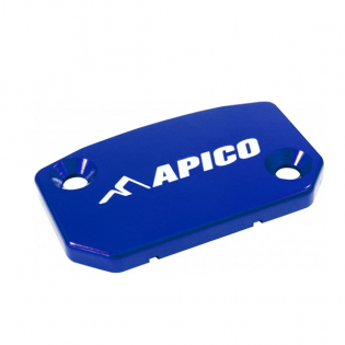 Apico Husqvarna Front Clutch Reservoir Cover - Blue