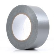 Apico Duct Tape 50 Metre Roll - Silver