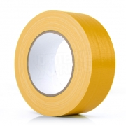 Apico Duct Tape 50 Metre Roll - Yellow