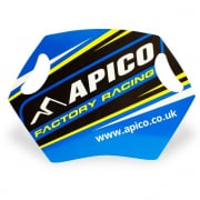 Apico Factory Pit Board - Blue