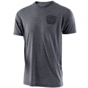 Troy Lee Designs T Shirt Granger Check Graphite