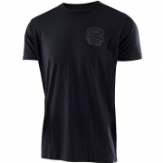 Troy Lee Designs T Shirt Granger Check Black
