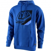 Troy Lee Designs Hoodie Precision Royal Blue