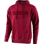 Troy Lee Designs Hoodie Hideout Red