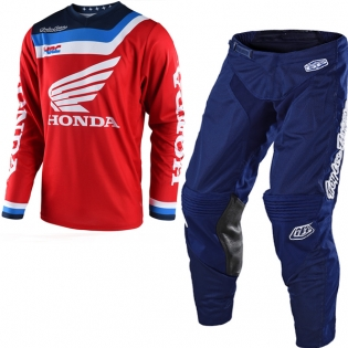 Troy Lee Designs GP Air Kit Combo - Prisma Honda Navy