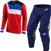 Troy Lee Designs GP Air Kit Combo - Prisma Red Navy