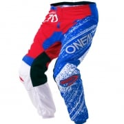 2018 ONeal Element Pants - Burnout Red White Blue