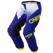 2018 ONeal Element Racewear Pants - Blue Yellow