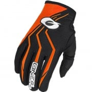 ONeal Element Motocross Gloves - Black Orange