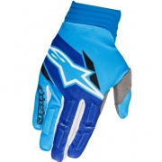 2018 Alpinestars Aviator Gloves - Aqua Blue