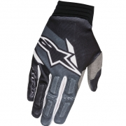2018 Alpinestars Aviator Gloves - Black Anthracite
