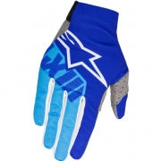 2018 Alpinestars Dune Gloves - Blue Aqua