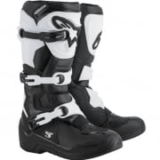Alpinestars Tech 3 Boots - Black White