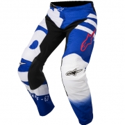 2018 Alpinestars Racer Pants - Braap Blue White Red