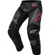 2018 Alpinestars Racer Pants - Tactical Black Flo Pink