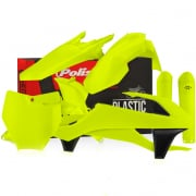 Polisport KTM Plastic Kit - Fluo Yellow