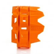 Acerbis Silicone Silencer Protector - Orange