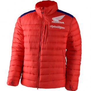 Troy Lee Designs Honda Puff Jacket - Red