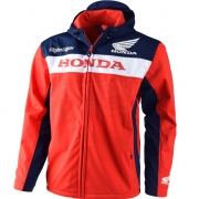 Troy Lee Designs Honda Tech Jacket - Red