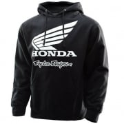 Troy Lee Designs Honda Wing Pull Over Hoodie - Black