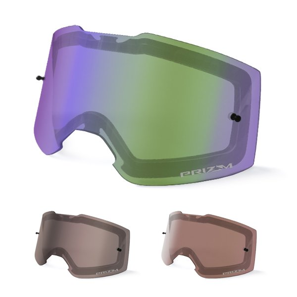 e14036cf5f8 Oakley Front Line MX Prizm Goggle Lenses. Enlarge Watch Video
