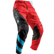 2018 Thor Fuse Air Pants - Rive Red Blue