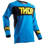 2018 Thor Fuse Jersey - Bion Blue