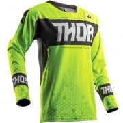 2018 Thor Fuse Jersey - Bion Lime