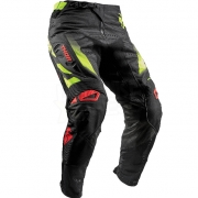2018 Thor Fuse Pants - Rampant Lime Red