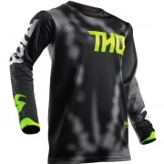 2018 Thor Pulse Air Jersey - Radiate Black