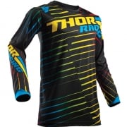 2018 Thor Pulse Jersey - Rodge Black Multi