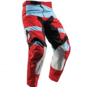 2018 Thor Pulse Pants - Level Powder Blue Red