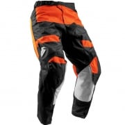 2018 Thor Kids Pulse Pants - Level Black Orange