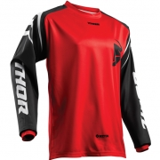 2018 Thor Kids Sector Jersey - Zones Red