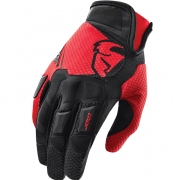 2018 Thor Flow Gloves - Red