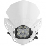 Acerbis Fulmine LED Headlight - White