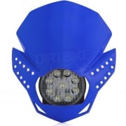 Acerbis Fulmine LED Headlight - Blue
